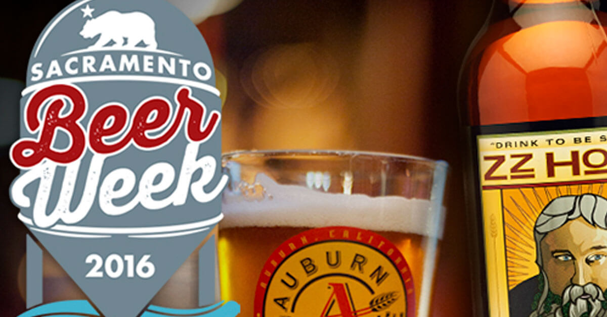 Auburn Alehouse Sacramento Beer Week Events