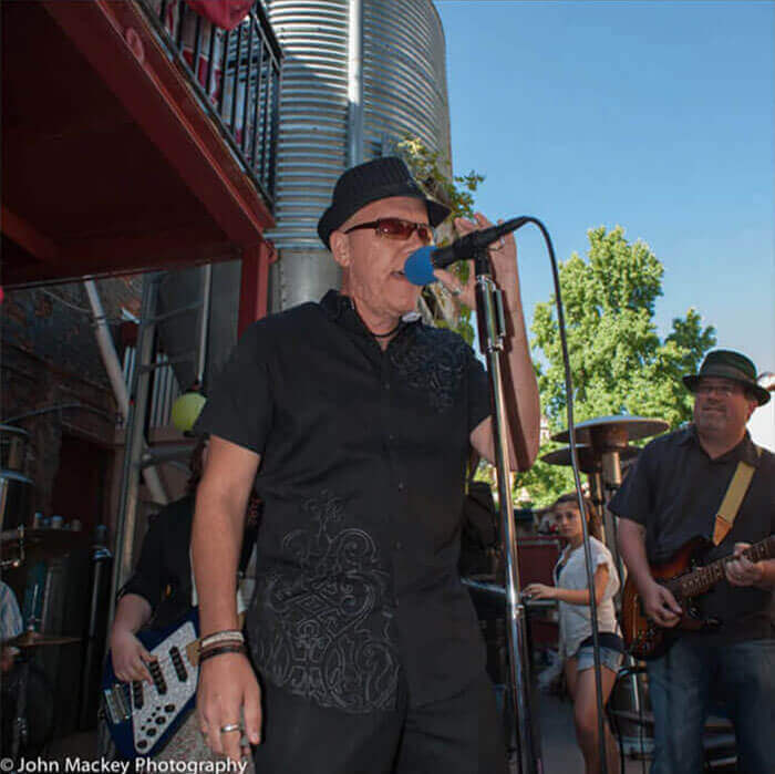 Enjoy concerts on the patio at Auburn Alehouse