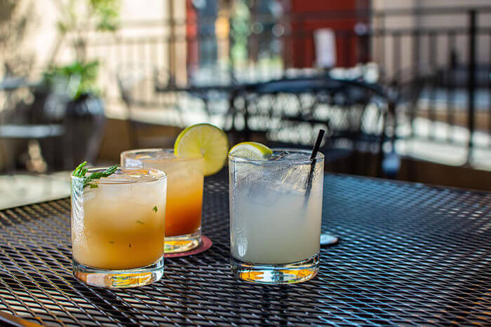 Celebrate Graduation on the patio at the Auburn Alehouse